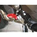 Pedali cambio e freno posteriore per Multistrada 1200 2010/2014