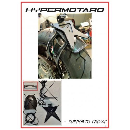 Supporto frecce per porta targa basso Hypermotard 796/1100